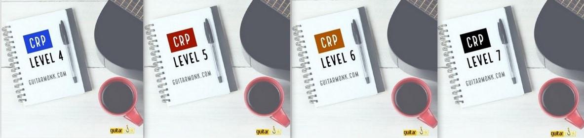 CRP Level 4, 5, 6, 7