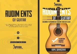 Rudiments of Guitar Book Best