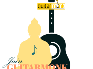 guitarmonk buddha subscriber member join community