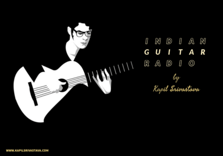 Indian Guitar Radio by Kapil Srivastava