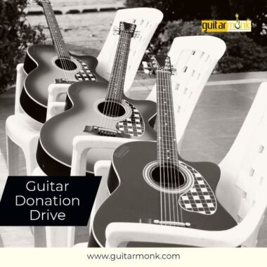 Global Guitar Donation Drive 1
