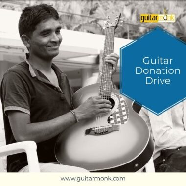 Global Guitar Donation Drive 2