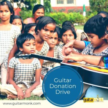 Global Guitar Donation Drive 3