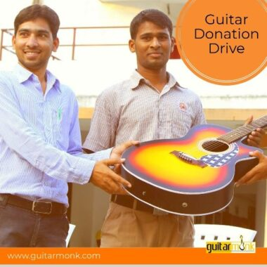 Global Guitar Donation Drive 4