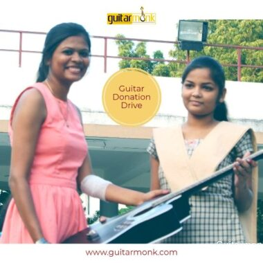 Global Guitar Donation Drive 5