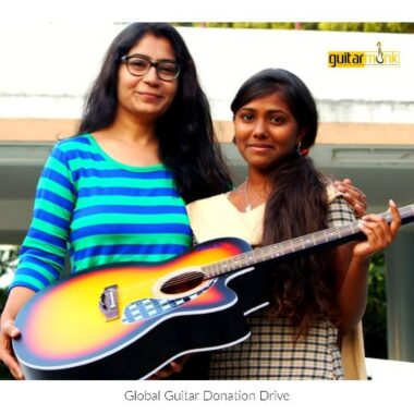 Global Guitar Donation Drive 7