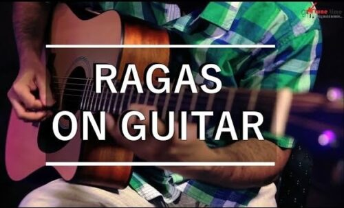Learn Online Guitar Classes Lessons - Ragas